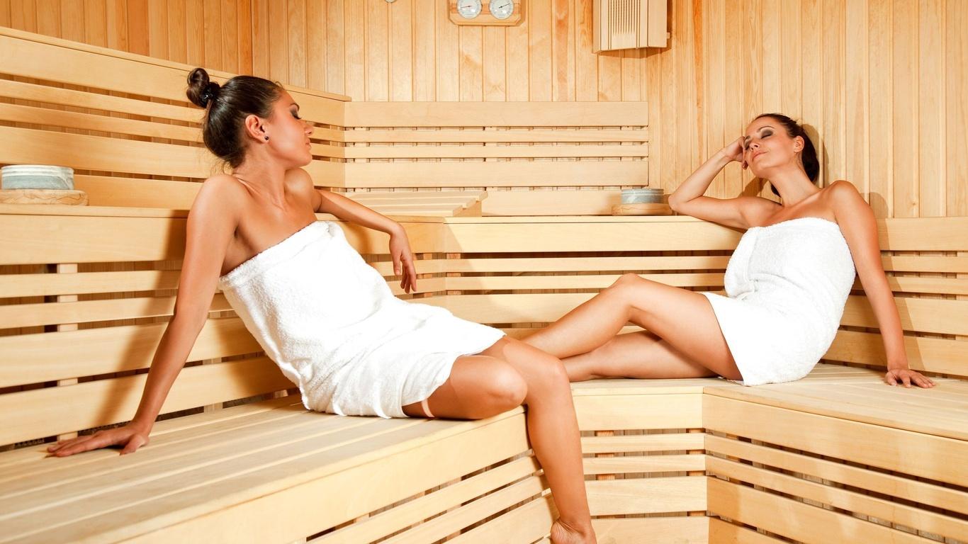 Русская баня девочки 29 фотография